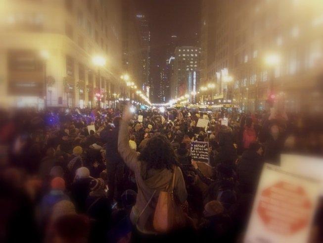 Black Lives Matter London Protest Brixton