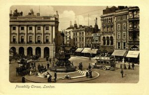 Piccadilly Circus 1901