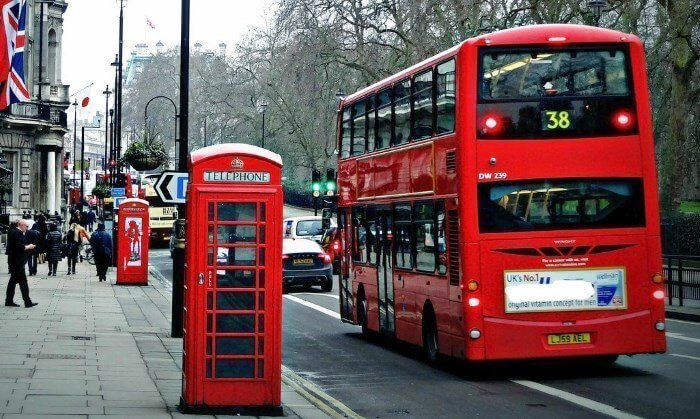 Journey times in London have increased by 12%