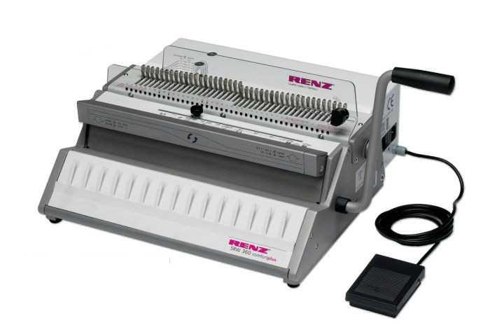 Renz SRW 360 Comfortplus Binding Machines
